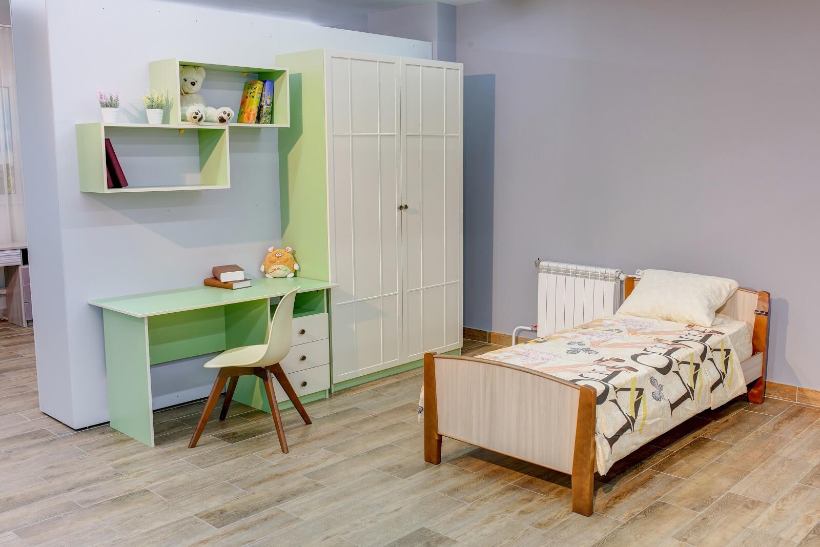 Магазин детской мебели и одежды в Красноярске